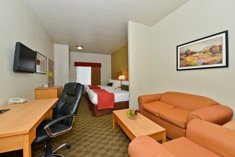 фото BEST WESTERN PLUS GUYMON HOTEL 487805535