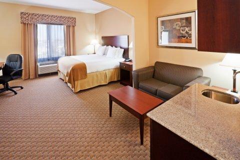 фото Holiday Inn Express Guymon 487811029