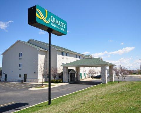 фото Quality Inn & Suites Loves Park 487830048
