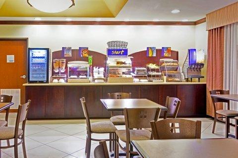 фото Holiday Inn Express Hotel & Suites Byram 487830245