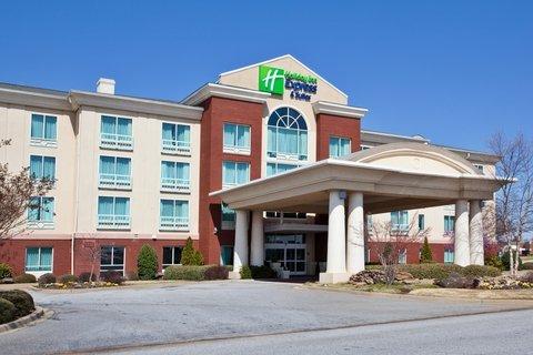 фото Holiday Inn Expste Spartanburg 487831924