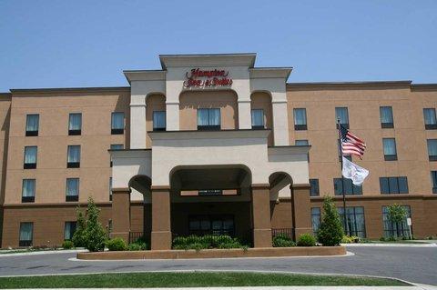 фото Fairfield Inn and Suites Paducah 487834482