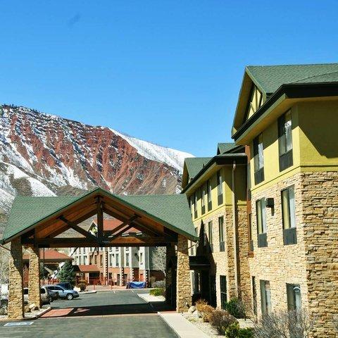 фото Hampton Inn Glenwood Springs 487837698