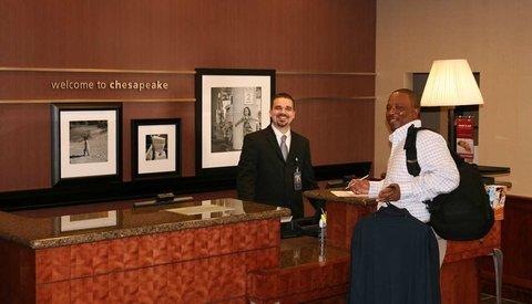 фото Hampton Inn & Suites Chesapeake-Battlefield Boulevard 487839124