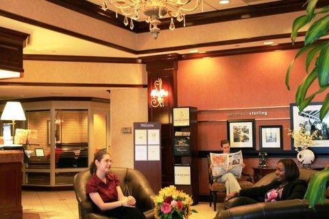 фото Hampton Inn Dulles/Cascades 487844002