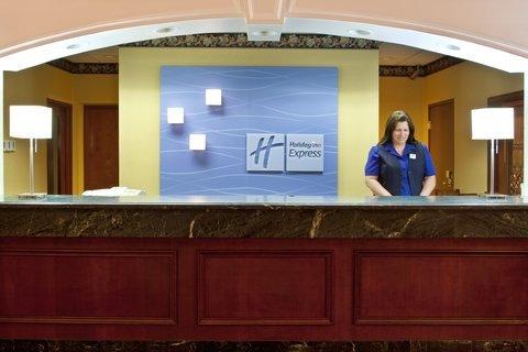 фото Holiday Inn Express Allen Park-Dearborn 487847873