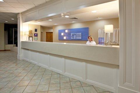 фото Holiday Inn Express Charleston - Summerville 487848439