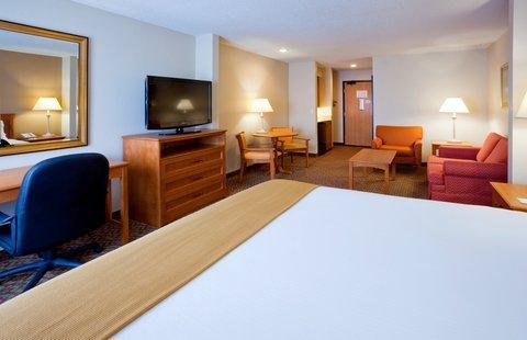 фото Holiday Inn Express Hotel & Suites Worthington 487870389