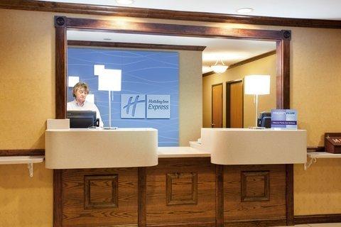 фото Holiday Inn Express Tuscola 487872207