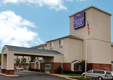 фото Sleep Inn And Suites Lebanon 487872739