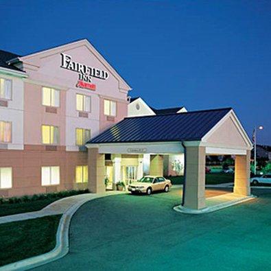 фото Fairfield Inn by Marriott Evansville East 487883746