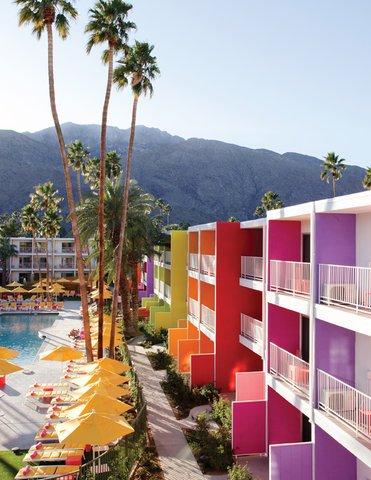 фото The Saguaro Palm Springs, a Joie de Vivre Hotel 487893664