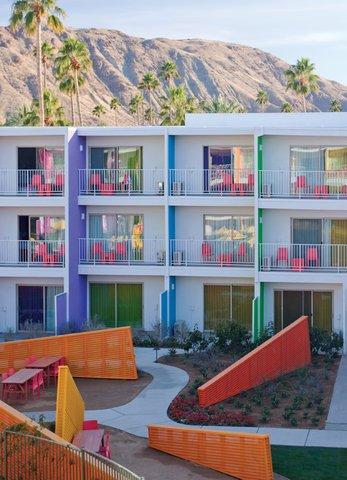 фото The Saguaro Palm Springs, a Joie de Vivre Hotel 487893674