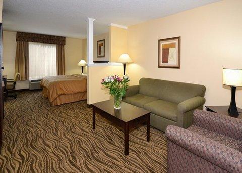фото Comfort Suites Abingdon 487897304