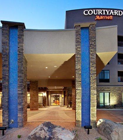 фото Courtyard by Marriott Scottsdale Salt River 487906533