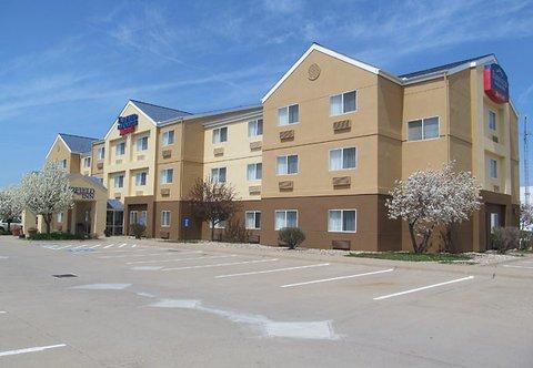 фото Fairfield Inn & Suites Burlington 487910957