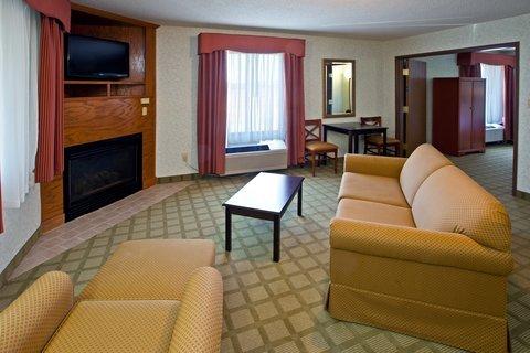 фото Holiday Inn Express Corydon 487912919
