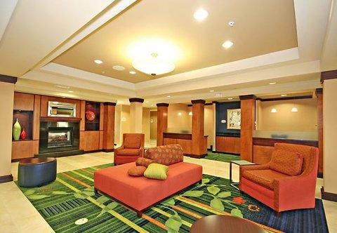 фото Fairfield Inn & Suites Wytheville 487913253