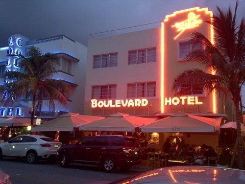 фото Boulevard Hotel Ocean Drive 487923089