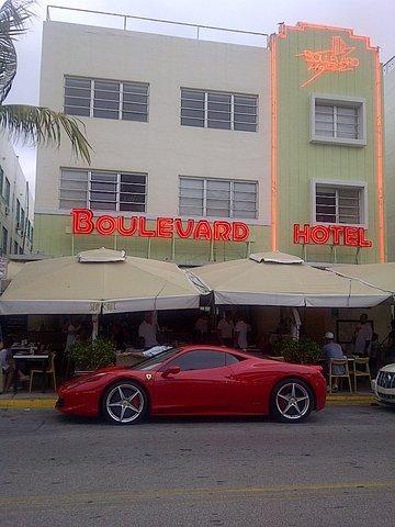 фото Boulevard Hotel Ocean Drive 487923090
