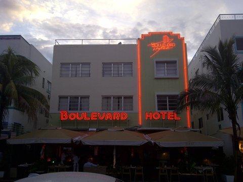 фото Boulevard Hotel Ocean Drive 487923091