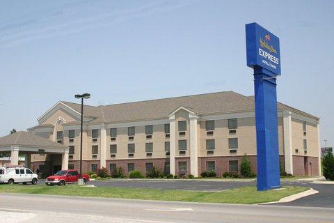 фото Holiday Inn Express Hotel & Suites Vinita 487926380