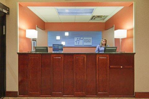 фото Holiday Inn Express Valley-I 85 487930019