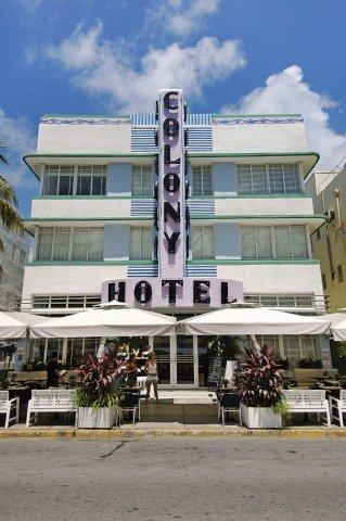 фото Colony Hotel 487930407