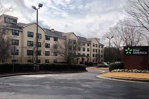 фото Extended Stay America - Atlanta - Perimeter - Crestline 487932726