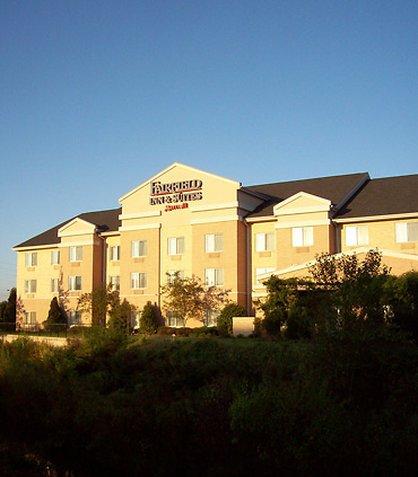 фото Fairfield Inn & Suites Indianapolis East 487951775