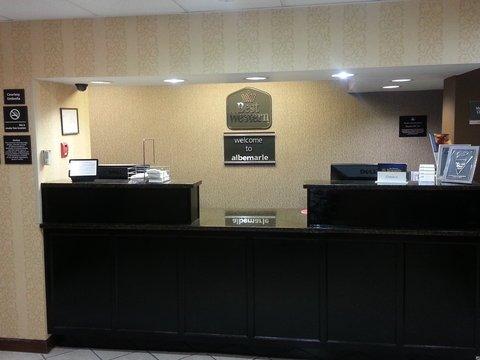 фото Best Western Albemarle Inn 487954300