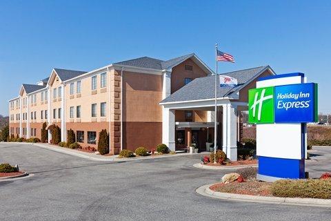 фото Holiday Inn Express Winston-Salem 487962436