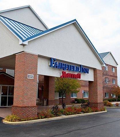 фото Fairfield Inn by Marriott Dayton South 487963077