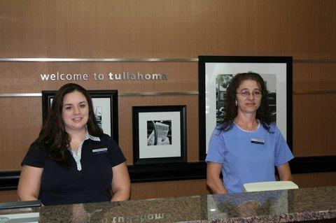 фото Hampton Inn Tullahoma 487965720