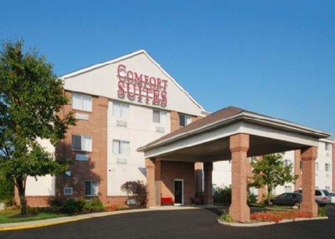 фото Comfort Suites Hilliard 487975702