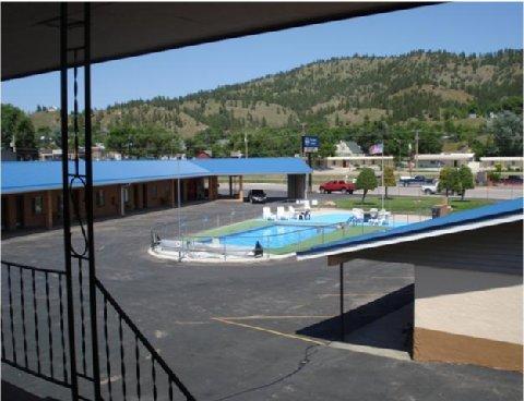 фото Budget Host Hills Hot Springs Hotel 487980613