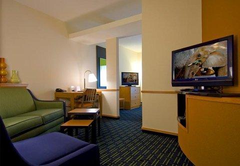 фото Fairfield Inn & Suites Cartersville 487981133