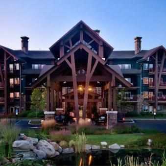 фото Grand Cascades Lodge 487982733