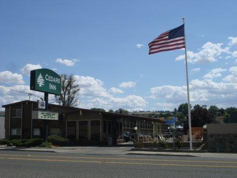 фото Cedars Inn Lewiston 487987430