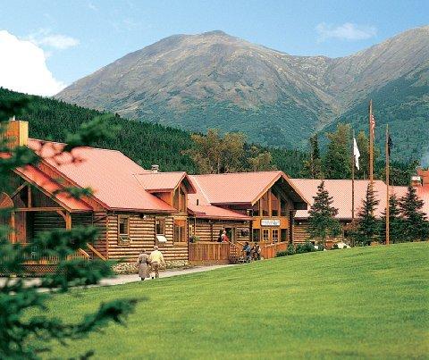 фото Kenai Princess Wilderness Lodge 487993169
