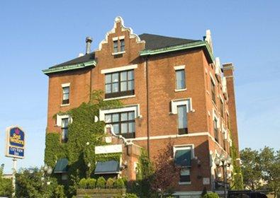 фото Best Western City View Inn 487995056