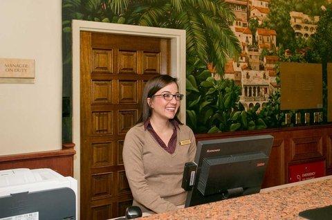 фото Embassy Suites Arcadia-Pasadena Area 488001534