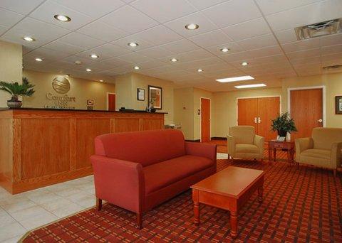 фото Comfort Inn Seaman 488004844