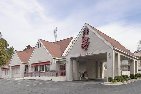 фото Red Roof Inn Washington DC - Rockville 488006081