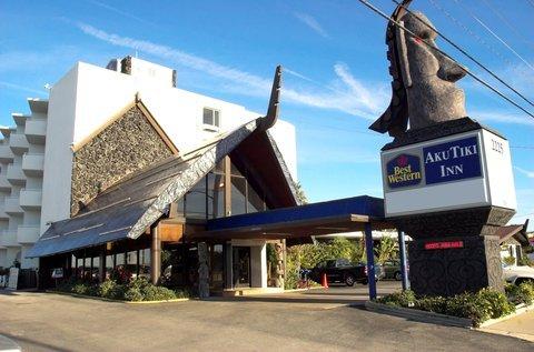 фото Best Western Plus Aku Tiki Inn 488010336