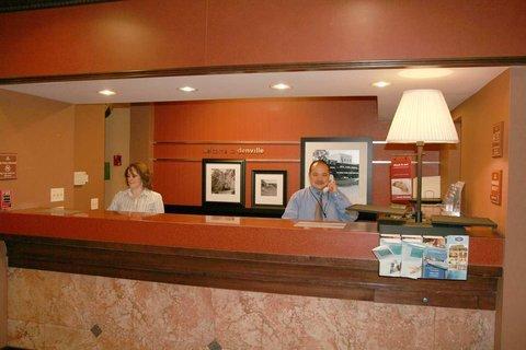 фото Hampton Inn Denville-Parsippany Area 488011214