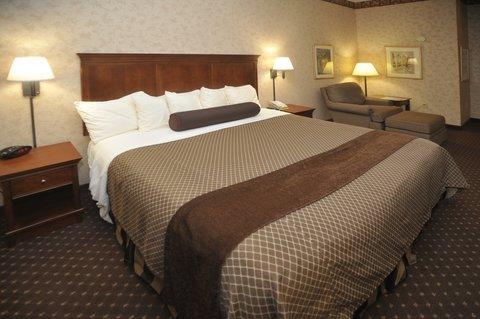 фото Best Western Plus Shamrock Inn & Suites 488013471