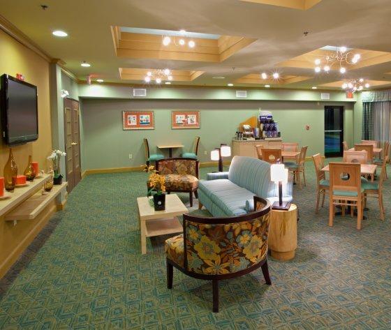 фото Holiday Inn Express Hotel & Suites Thornburg-S. Fredericksburg 488033081