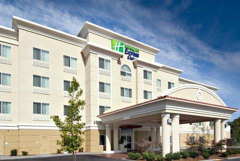 фото Holiday Inn Express Hotel & Suites Klamath Falls Central 488034784
