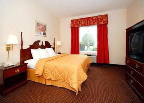 фото Comfort Inn Kingdom City 488043405